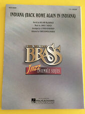 Indiana(Back Home Again in Indiana), arr. Luther Henderson, Big Band Arrangement