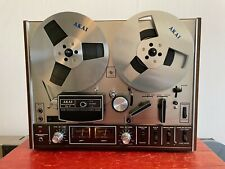 AKAI 4000DS MK-ll  Stereo Reel to Reel Tape Recorder Magnetophone a bande.