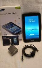 Samsung Galaxy Tab 2 7.0 GT-P3113 8GB Titanium Silver Android Tablet Wi-Fi