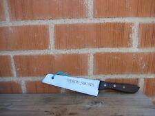 "Vintage 6"" Blade TEDRON ** Small Molybdenum Vanadium Japanese Santoku Chef Knife"