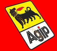 "3.5""89mm Agip decal sticker for alfa romeo ferrari ducati fiat lancia motorcycle"