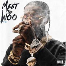 "Pop Smoke ""Meet the Woo 2"" Art Music Album Poster HD Print 12"" 16"" 20"" 24"" Sizes"