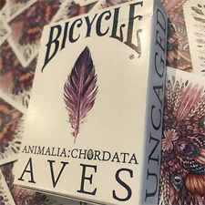 Bicycle AVES Uncaged Playing Cards Deck by LUX Playing Cards and Murphy's Magic