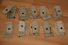 10 unidades US Army Desert camuflaje Molle II 40mm Grenade pouch