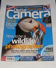 DIGITAL CAMERA MAY 2006 ISSUE 46 - HOW TO BE A WILDLIFE PHOTOGRAPHER