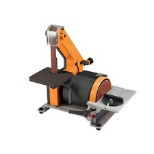 1 inch Belt & 5 inch Disc Combination Sander for fast sanding & shaping of stock
