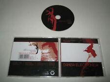 TONI RIOS/DANZA ELECTRONICA(FEDERAATION OF BATTERIE/FOD CD 04)CD ALBUM