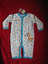 carters baby clothing all in one piece long sleeve romper 3 months