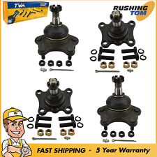 Fits Toyota 4Runner Pickup T100 4WD 4 Pc Front Upper & Lower Ball Joint Kit
