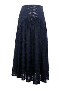 Dark Star Skirt Black Medium. Size 14-16