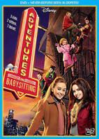 Disney Adventures in Babysitting DVD