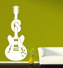 Wall Vinyl Sticker Decal Guitar Music Node Bass Strings Сomposer (n050)