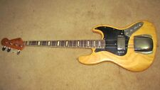 1976 Fender Jazz  Bass Guitar
