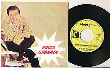 "ROCCO GRANATA 45 TOURS 7"" DU SCHWARZER ZIGEUNER"