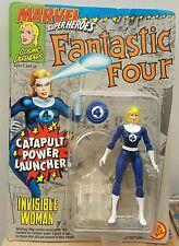 "Toybiz Marvel Super Heroes - Fantastic Four: Invisible Woman 3.75"" Figure"