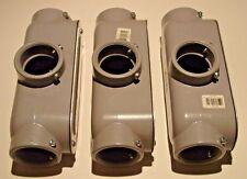 BWF / Teddico D705 CGV - 2 inch conduit fitting / condulet - Box of 3