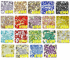 Cuentas sueltas de joyería redondas color principal multicolor