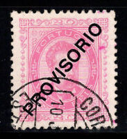 Portugal 1892 Mi. 83 Gestempelt 80% 20 R, Provisorio