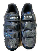 Giro Treble II Road Cycling Shoes Black Men's EU 39 / U.S. 6.5