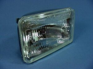 GE 4651 Incandescent 4-Headlight Sealed GLASS System High Beam Light Lamp12V