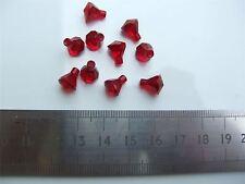 10 X LEGO Rosso Diamanti Con Stick - 4113954 (parti e pezzi)