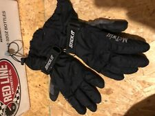 New listing Stick It McTwist Ladies Medium Ski Snowboard Nylon Gloves Rubber Grip Warm