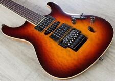 Ibanez S6570SK Prestige S Electric Guitar Rosewood Board DiMarzio Sunset Burst