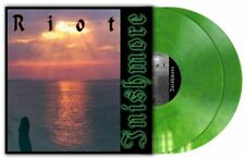 RIOT- Inishmore LIM.200 exclusive 2LP set LIME GREEN rare MARK REALE us metal