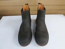 Doc Martens Air Wair Black Chelsea Dealer Slip On Boots Men's US Size 14