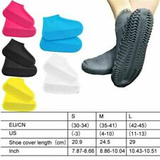 Overshoes Rain Silicone Waterproof Shoe Covers Boot Cover Protector Recyclable