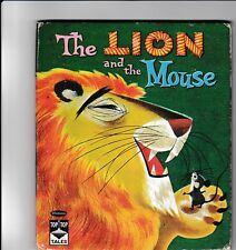 The Lion and the Mouse---Mabel Watts---Bonnie & Bill Rutherford---hc---1961
