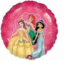 "DISNEY PRINCESS 18"" FOIL BALLOON HAPPY BIRTHDAY"