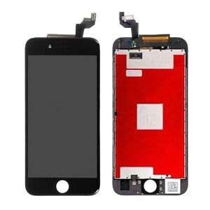 Black For iPhone 6S Screen Replacement  LCD Display Touch Digitizer Assembly