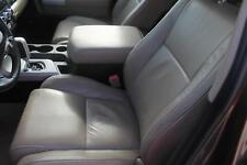 08 09 TOYOTA SEQUOIA LIMITED: Left Front Driver Seat, Tan Leather, Power