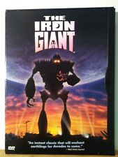 The Iron Giant (Dvd, 1999)Oop Rare