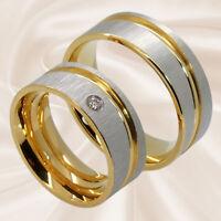 Eheringe Hochzeitsringe Trauringe Partnerringe Verlobungsringe 8mm mit Gravur