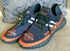 Harley Davidson Athletic Tennis Shoes Sneaker Eu 43 Us Mens Sz 10 Womens 12