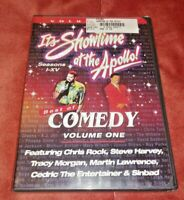 It's Showtime At the Apollo Season I-XV Best Of Comedy Volume One DVD *SEALED*