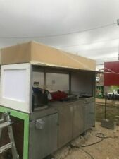 4' x 7' Food Vending Cart for Sale in Texas!