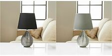 Brand New Style Etch Ceramic Table Lamp Room Decoration - H34 x W18.5cm