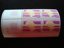 COTE D IVOIRE - timbre yvert et tellier n ° 319 x4 n** (coin date) (Z7) stamp