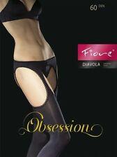 Fiore Women's Suspender Tights
