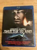 Shutter Island (Blu-ray Disc, 2013)Authentic US Release