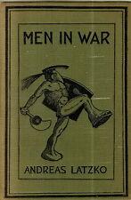 LATZKO, Andreas - MEN IN WAR