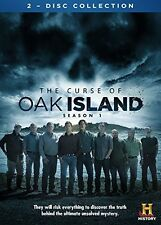 Curse Of Oak Island (2014, DVD New)