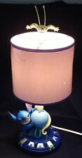 COLLECTIBLE Disney Lilo and Stitch Experiment 626 w/ Cousin Figure Lamp 2005