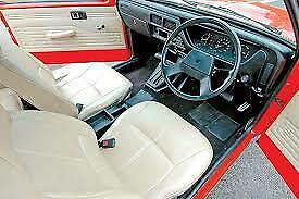 MOULDED CAR CARPET TO FIT HOLDEN GEMINI TF-TG 1982-1985