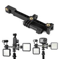 Cold Shoe Extension Rod Bracket Mount For OSMO Action/Pocket/GoPro Sports Camera