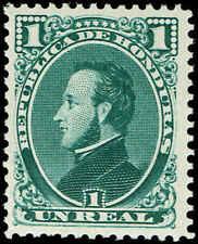 Scott # 33 - 1878 - ' President Francisco Morazan '