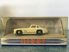 Mercedes Benz 300SL GULLWING 1955 Dinky Diecast Model 1:43 Scale from 1990